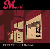 MARTI - King of the minibar