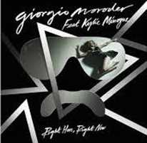 GIORGIO MORODER - Right Here, Right Now (feat. KYLE MINOGUE)