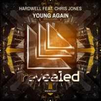 HARDWELL  - Young Again (feat. CHRIS JONES)