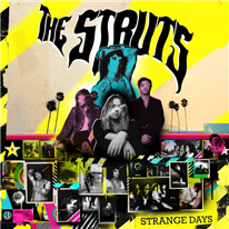 THE STRUTS - Another Hit Of Showmanship