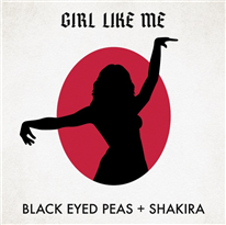 BLACK EYED PEAS - Girl Like Me
