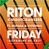 RITON - Friday (Dopamine Re-Edit Radio)