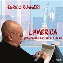 ENRICO RUGGERI - L'America (Canzone per Chico Forti)